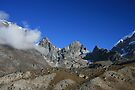 Cho La Pass Behind by Richard Heath