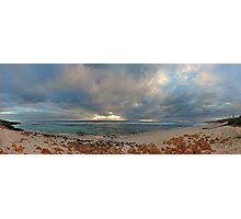 Mettams Pool Beach (Multi Row Panorama)  Photographic Print