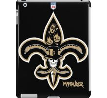 New Orleans Football iPad Case/Skin