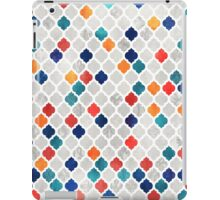 Sea & Spice Moroccan Pattern iPad Case/Skin