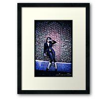 ondi 5 reflex Framed Print