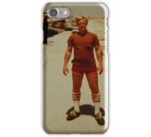 """Paw get's ready for some """"Pinker Punks"""".... iPhone Case/Skin"""