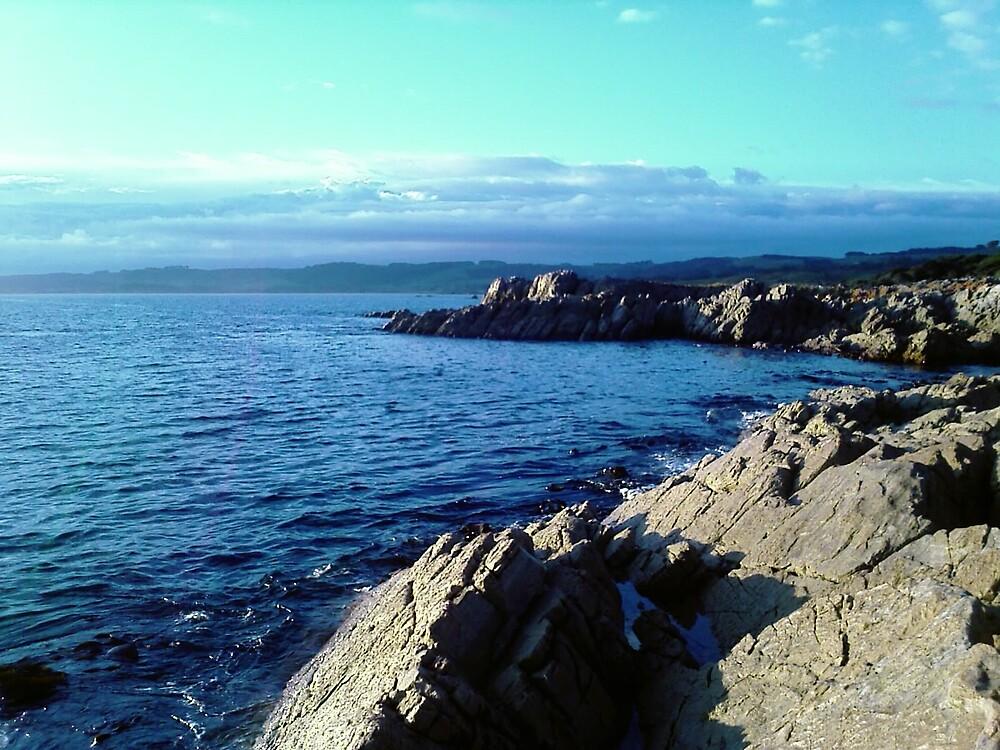 Sinking Rock by Rustas
