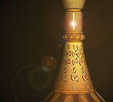 Ancient Genie Bottle by Dawnsky2