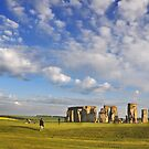 Stonehenge by Peter Hammer