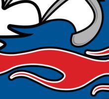 Wild Buffalo Bill Wings Sticker