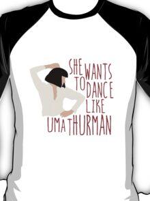 Uma Thurman T-Shirt