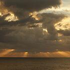 Sunrise over the Ocean by Eric Belcher