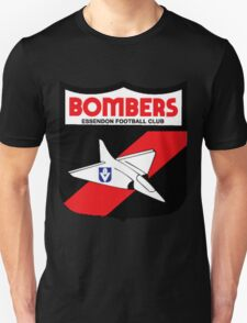 Retro Essendon Bombers T-Shirt