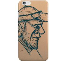 The Foreigner iPhone Case/Skin