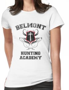 Belmont Hunting Academy Womens Fitted T-Shirt