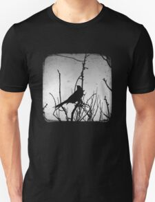 Wattlebird - Black T-Shirt