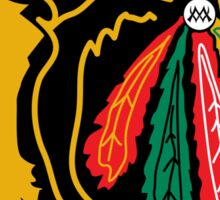 Chi Town Hockey Club Sticker