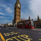 The Big Ben by george papapostolou