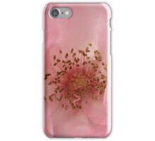 Tiled Wild Rose iPhone Case/Skin
