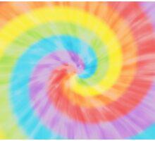 Color the Rainbow Photographic Print