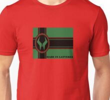 Made in Latveria Unisex T-Shirt