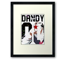 Dandy - 00 Framed Print