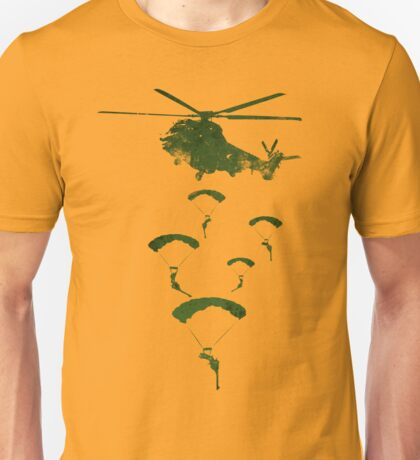 Gun drop Unisex T-Shirt