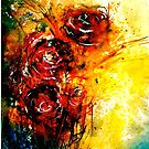 Red Roses by ©Janis Zroback