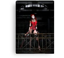 Livin Doll Canvas Print