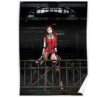 Livin Doll Poster