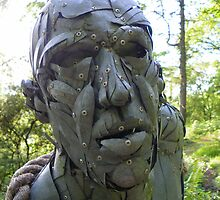 The Lake District: Grizedale Forest Sculptures Series - Mea Culpa Part 1 by Rob Parsons