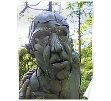 The Lake District: Grizedale Forest Sculptures Series - Mea Culpa Part 1 Poster
