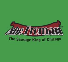 Abe Froman - The Sausage King of Chicago by PStyles
