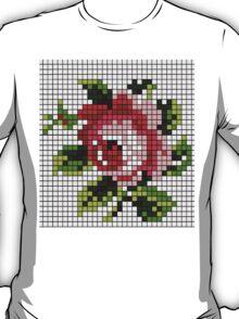 Shabby Chic Rose T-Shirt