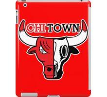 Chi-Town Bulls on Parade iPad Case/Skin