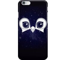 Dark Blue Owl iPhone Case/Skin