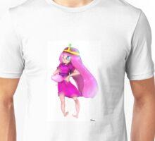 Princess Bubble Gum Unisex T-Shirt