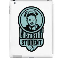Chemistry Student iPad Case/Skin