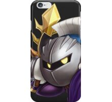 Meta Knight iPhone Case/Skin