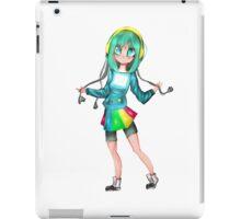Human BMO Adventure Time iPad Case/Skin
