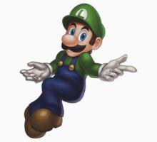 Luigi Kids Tee