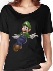 Luigi Women's Relaxed Fit T-Shirt