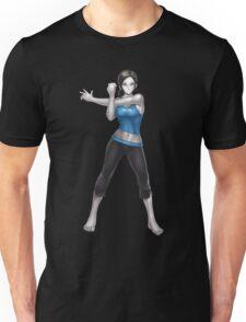 Wii Fit Trainer Unisex T-Shirt