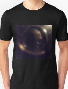 Lost Skull In Paris Catacombs  T-Shirt