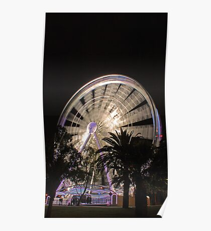 Perth Wheel   Poster