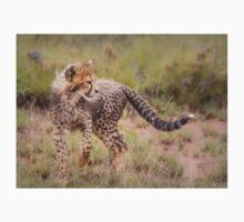 Carefree Cheetah Cub Kids Clothes