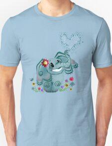 Blair the Elephant Unisex T-Shirt