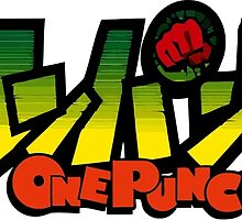 One punch man logo by nchaos