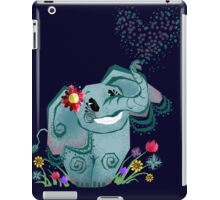 Blair the Elephant iPad Case/Skin