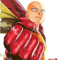 Onepunch man by nchaos