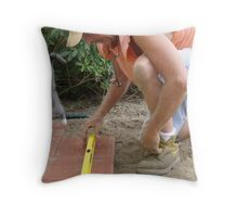 L'il Helper Throw Pillow