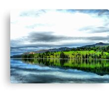 Yankee Lake 0 Canvas Print
