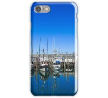 San Francisco Fisherman's Wharf Marine iPhone Case/Skin