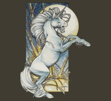 Unicorn Moon by Quinton Hoover